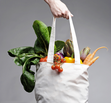 veggies+in+grocery+bag